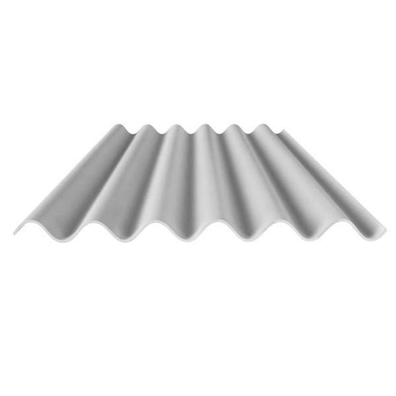Telha Térmica Tipo Sanduíche de Poliuretano Água Branca - Telha Térmica para Cobertura