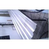 onde comprar telha galvalume trapezoidal Itaquaquecetuba